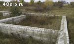 Земельный участок 30 соток с фундаментом
